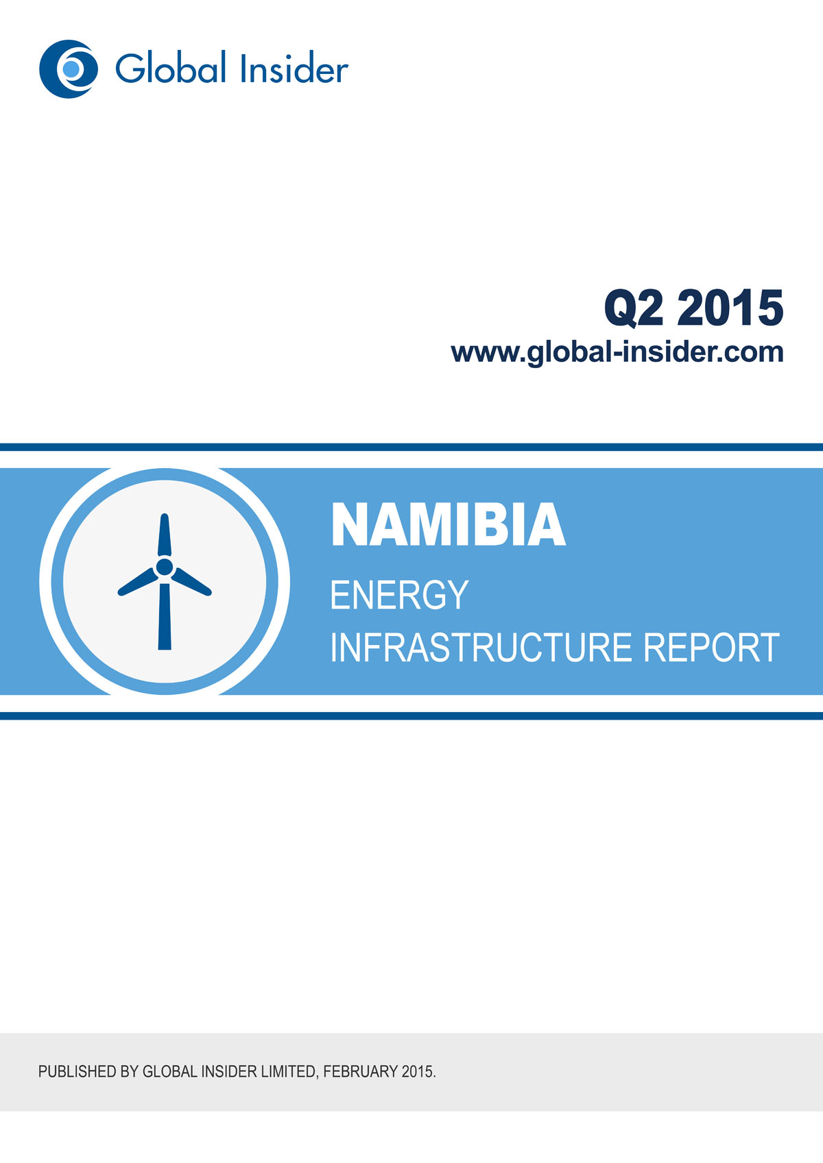 Namibia Energy Infrastructure Report